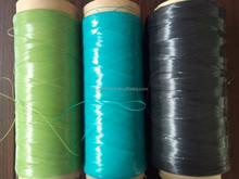 fishing pp line/yarn for braiding/monofilament yarn