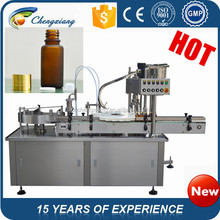 Full Automatic high speed filling & seaming machine,smoothy filling machine