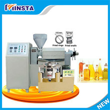 2015 New products fully automatic combined walnut kernel oil press machine
