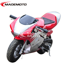 49cc 2 stroke mini moto / pocket bike with manual ignition method