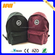 2015 High quality custom 600D oxford daily muti-color sports school bag