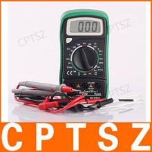 Mastech MAS838 Mini Digital Multimeter for Temperature AC DC Voltage Resistance