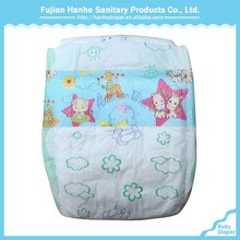2015 Newest Hot Selling Diaper Comfortable Disposable Sleepy Baby Diaper