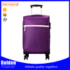 fashion sky travel luggage with simple and beautiful design trolley bags four wheels luggage bag