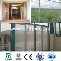 Mosquito / Fly roll up screen for doors