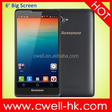 Lenovo A889 MTK6582 Quad Core Android 4.2 1GB RAM 8GB ROM 8.0MP Camera WIFI GPS 6 inch Smartphone