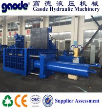 automatic scrap metal baler machine