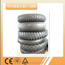 Pneumatic wheelbarrow tires 3.50-8