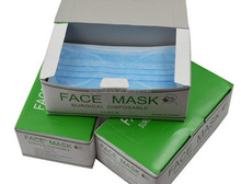 sale online 3 ply nonwoven electric face mask decorative medical anti-odor disposable face mask