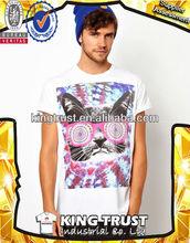 2015 fashion men custom t shirt china clothing company