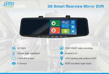 Jimi jc600 3g android le mani libere vista posteriore auto specchietti per le auto