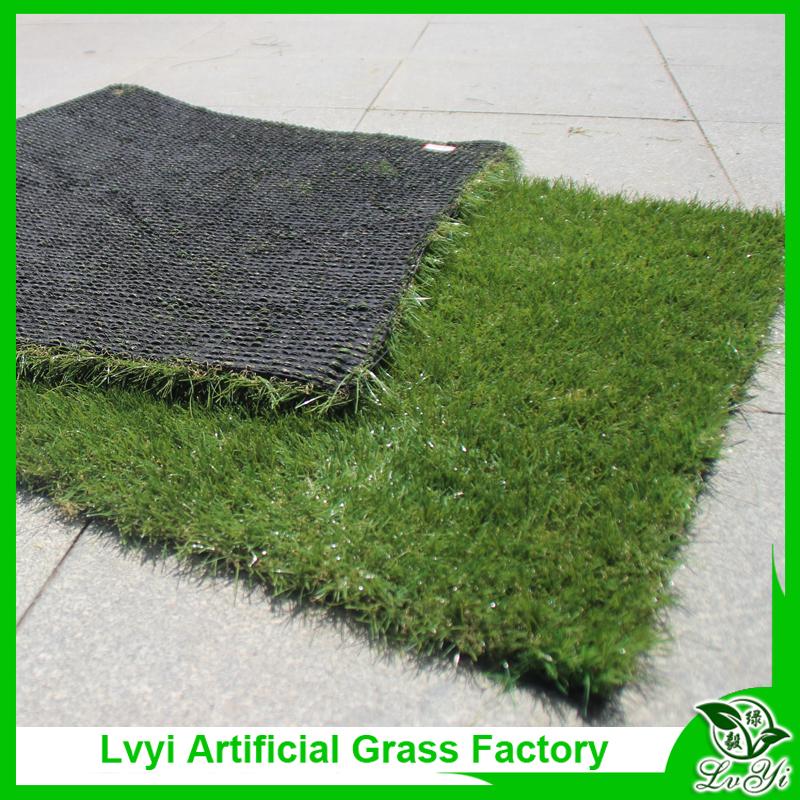 High standard football field synthetic grass carpet for Balcony artificial grass