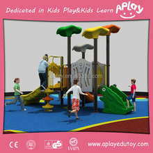 Happy matters kids group adventure games gym playground equipment outdoor play swings