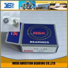 High quality F4-10 NSK Thrust ball bearing F4-10