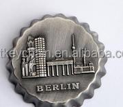 Ricon Metal crafts High quality promotion cheap custom pvc fridge magnets