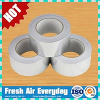air conditioner heat resistant custom aluminum duct tape