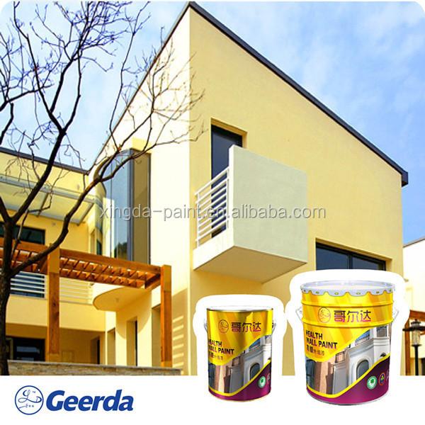 Geerda Exterior Acrylic Resin Wall Paint Buy Exterior Acrylic Resin Wall Paint Exterior