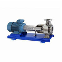 Stainless Steel 316L thick liquid transfer centrifugal Pump