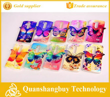 2015 newest products 3D butterfly soft silicone phone case for LG L Fino D290N D295 mobile cover skin