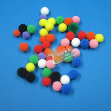 Party Polyester decoration pompons