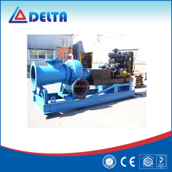Urban water supply belt driven centrifugal pump