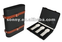 Valued Imported Leather Watch Case