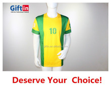 Newest Outdoor Custom Wholesale Promotional Replica Soccer Jersey