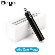2015 Joye eGo one Mega 2600mah battery and 4.0ml atomzier wholesale eGO one mega, Subtank Mini Bell Cap