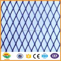 China Factory Sale Expanded Wire Mesh, High Quality Expanded Metal Wire Mesh Fence, Small Hole Expanded Metal Mesh
