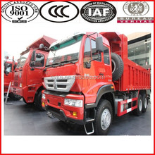 2015 new Golden Prince Manual Transmission 25-30T Loading Dump Truck For Sale