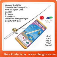 Fishing Rod in Pen LT-7409