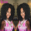 Tangle and shedding free curly human hair wigs for black women wholesale cheap wigs for black women