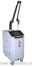 hot in Beauty equipment industry.professional Q-Switch Nd Yag Laser for Tattoo Removal