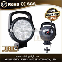"6.5""35W portable led work light 4x4 accessories from maiker with CE ROHS IP68 20W car accessories led"