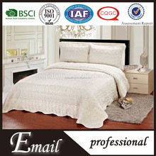 hot sale patchwork, printed air condition bedcover from china