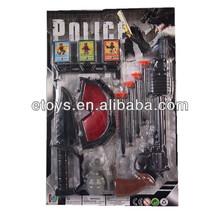 polícia arma de brinquedo para crianças