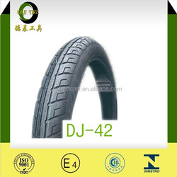 strong motorcycle tubeless tire 100/90-17 factory