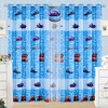 cartoon window curtain / kids curtains/kids curtain patterns