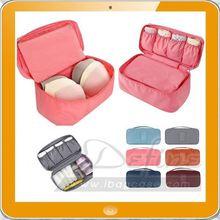 Waterproof Portable Travel Organizer Bag Bra Underwear Storage Boxes