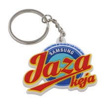 Promotional PVC keychain Custom rubber keychain cheap custom PVC LED keychain