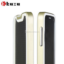 2015 Hot selling Aluminum metal bumper case for iphone 6 with pc back cover cheap price for iphone 6