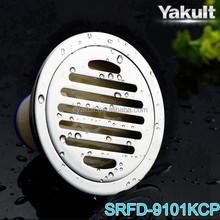 Factory directly chrome plated large square floor drain