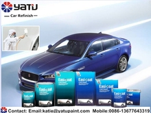 Factory price 2015 China hot sell EC-1K Basecoat, Lacquer auto paint