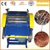 Single Core Wires Used Copper Wire Peeling Machine/ Copper Wire Peeler