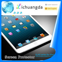 Premium durable 9H anti-radiation anti-explosion glass tempered screen protector for laptop factory manufacturer!