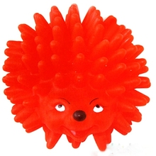 popular hard nature spiral rubber pet toy for dog chewing