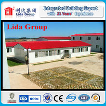 T Model Steel Frame Prefab Labor Camp, Prefabricated House, Model Prefab House Design