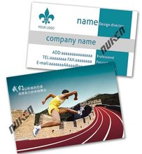 2015 High End Business Cards with 3D Effect