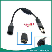 Wired Controller USB Breakaway Cable Cord for Xbox 360