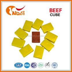 Nasi 10g beef broth bouillon cube supplier